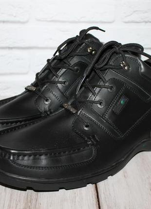 Кожаные ботинки pod 51 размер натуральная кожа
