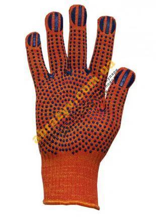 рукавиці з пвх