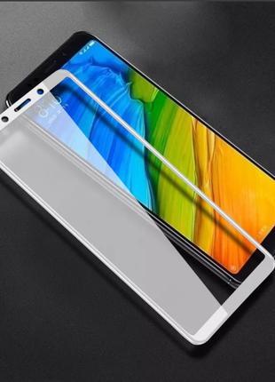 Xiaomi Redmi 5+ (5 plus)  - Стекло Защитное, Закаленное