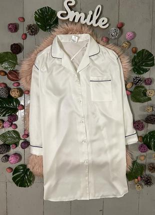 Нежная ночная рубашка пижама №14