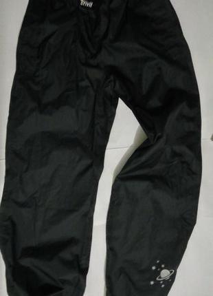 Ветрозащитные непромокаемые штаны