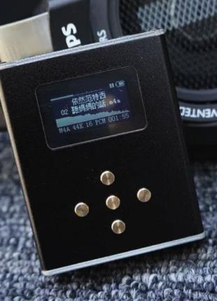 Новый HiFi плеер Zishan Z3 32bit/192k на Ak4490 Flac/Mp3/DSD