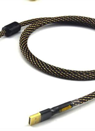 Новый USB HiFi кабель для ЦАП ресивер A-B