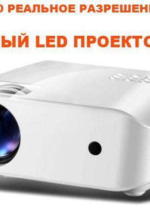 Новый LED HD проектор F10 2800 Люмен 1280х720