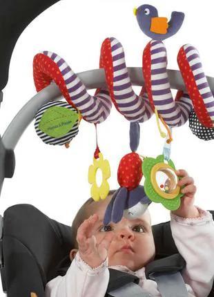 Mamas and Papas подвеска-спираль на коляску, кроватку