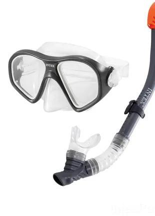 Набор для плавания Intex 55648 размер XXL, (14+)