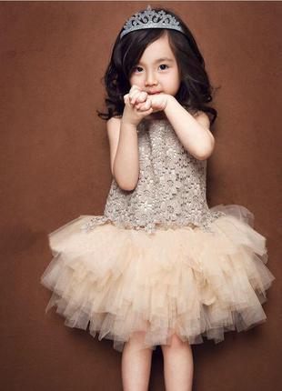 Безумно красивое нарядное платье ⚽