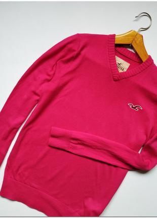 Оригинальный мужской фирменный пуловер abercrombie & fitch