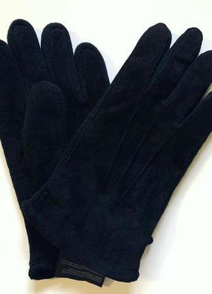 Перчатки под замш