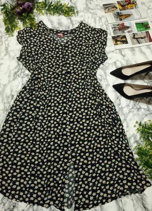 Красивое натуральное платье ns