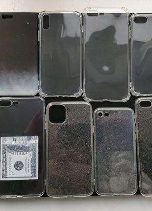Чехлы для iphone 11  6/6s  7/8   7+/8+   x/xs