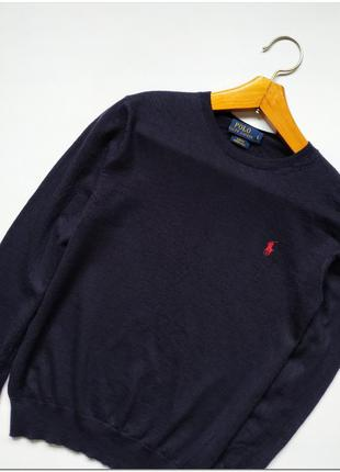 Мужской пуловер polo by ralph lauren из шерсти мериноса