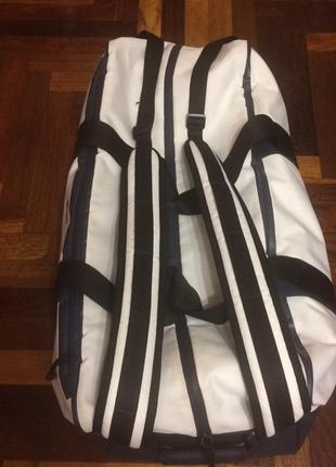 Дорожная теннисная сумка lacoste