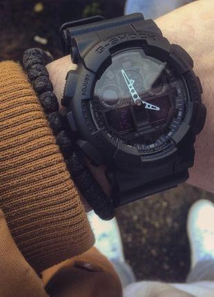 Мужские часы Casio GA-100-1A1ER