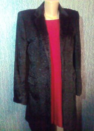 Шуба-пальта, демисезонное. h&m