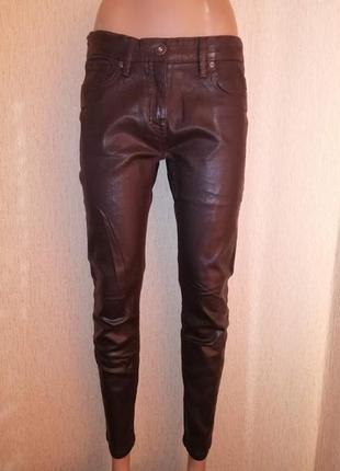 🔥🔥🔥женские укороченные джинсы, штаны с пропиткой next🔥🔥🔥