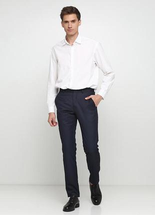 Стильные,узкие брюки,высокая посадка,devred,.франция