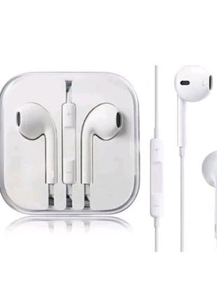Наушники Apple 3.5 коробка