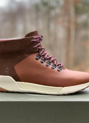 Женские ботинки timberland, водонепроницаемые, легкие и удобны...