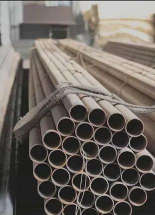Труба алюминиевая д16т 65х10мм 38х6мм