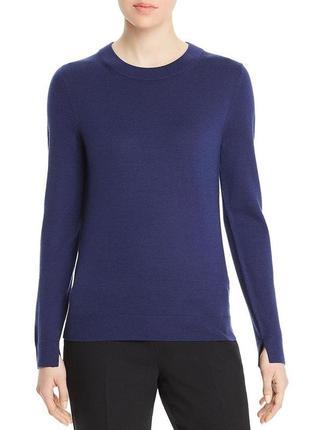Джемпер пуловер из люксовой мериносовой шерсти