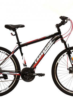 Велосипед гірський Crossride Peaks 26 MTB