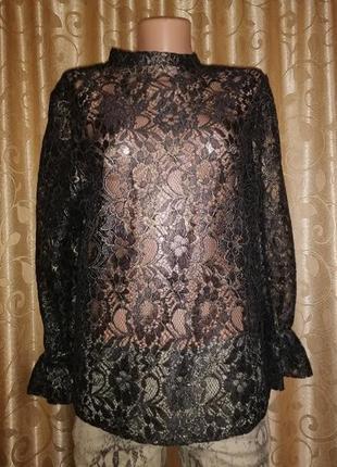 🌺🌺🌺красивая женская кружевная, гипюровая кофта, блузка, джемпе...