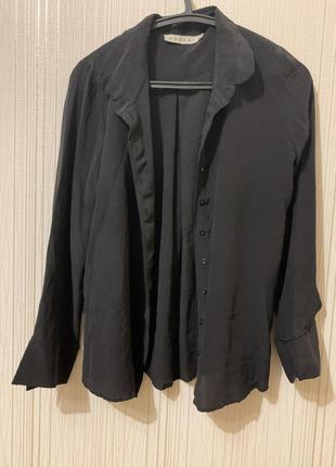 Шелковая рубашка kookai