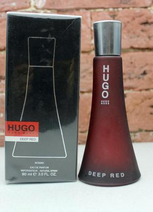 Hugo Boss  Deep Red_Оригинал Eau de Parfum 5 мл_затест