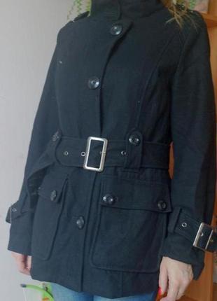 Фирменное пальто blue ocean. 40р.