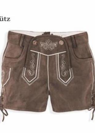 🌺🎀🌺новые красивые короткие женские шорты из натурального замша...