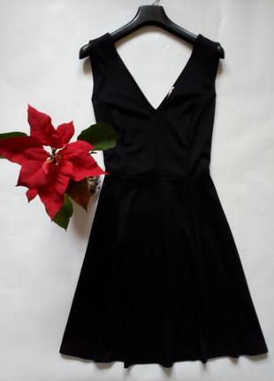 Красивое базовое платье