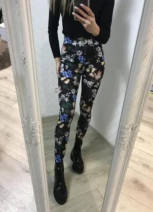 Штаны брюки stradivarius s 36