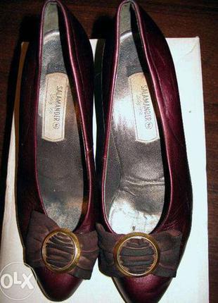Женские туфли из Германии