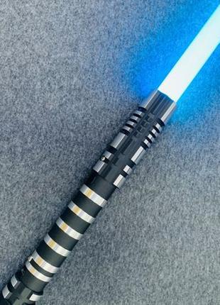 Джедайский меч 16 цветов в 1 \звук\ Световая сабля\ Звездные в...
