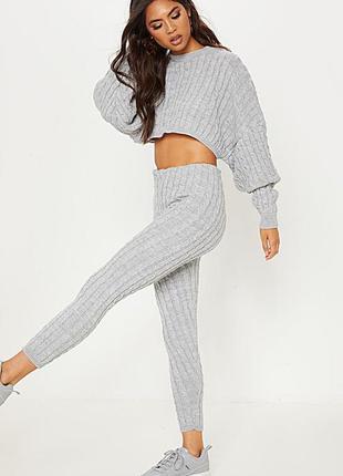 Вязание штаны (лосины)