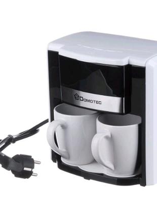 Капельная кофеварка Domotec