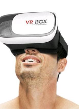 Очки виртуальной реальности VR BOX 2.0 с пультом!