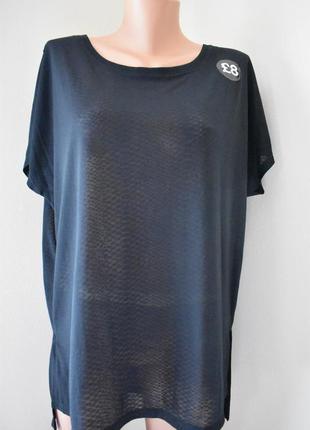 Новая трикотажная футболка f&f