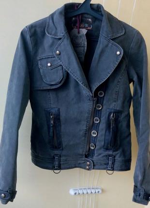 Новая стильная котоновая куртка Glorious