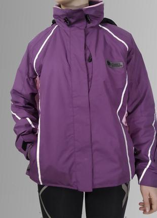 Зимняя женская горнолыжная куртка diel sport