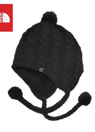 Теплая шапка the north face