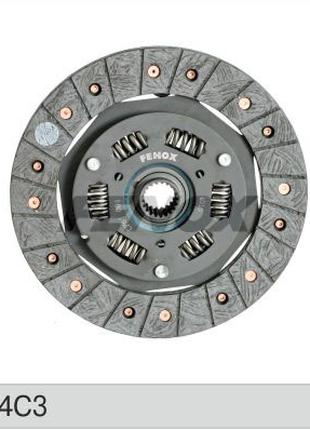 Диск сцепления ВАЗ 2108-2115,карбюраторный двигатель СР61004