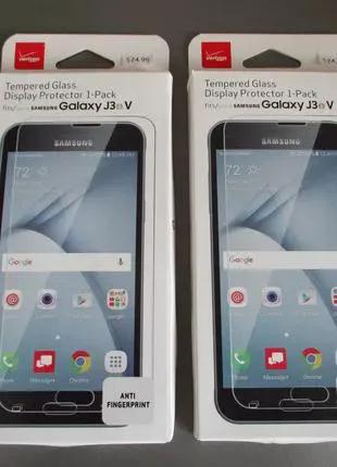 Защитное стекло Verizon для Samsung Galaxy J3 2016 J320 J5 2015