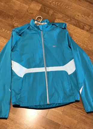Ветровка, спортивная куртка reebok, p. m/12/38-40