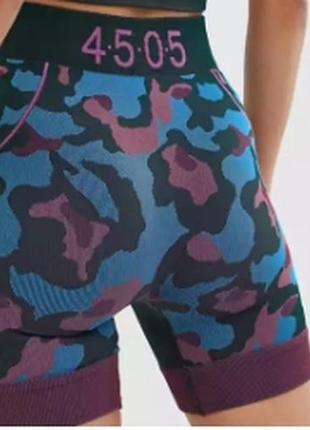 """Бесшовные спортивные шорты """"asos 4505"""" р.m/l (р.38/40) женские..."""