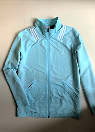 Спортивна куртка вітровка adidas,p.eur46