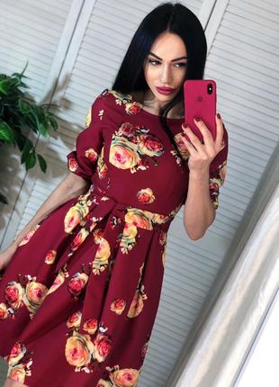 Платье (42-44р)