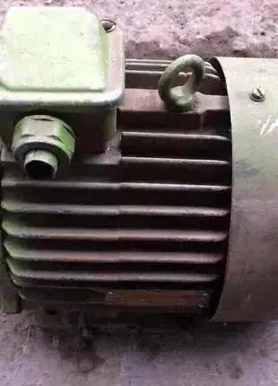 Электродвигатель 4 Квт