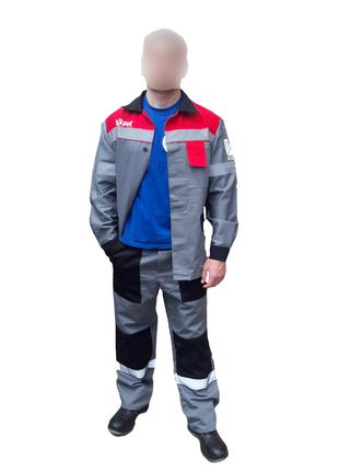 Костюм рабочий, одежда рабочая, спец одежда